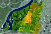 Análisis multitemporal de los usos de suelo